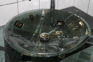 Vasque des hommes