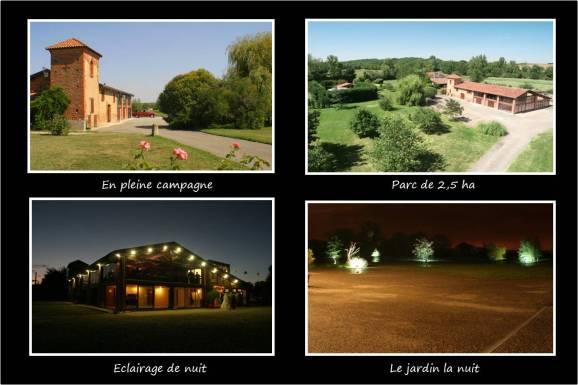 Le parc 4 photos
