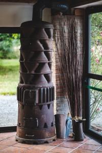 Mariage écologique et chic au Lieu-dit Armagnac, 31. Réutilisation